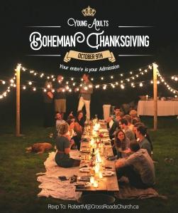 Bohemian Banquet
